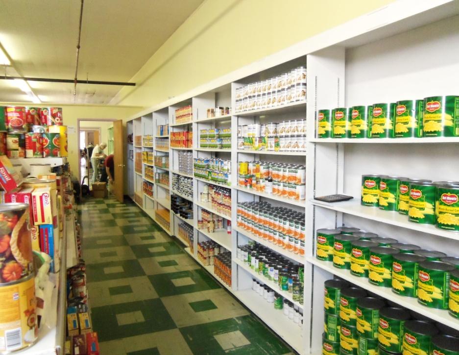 Emergency Food Pantries Colorado Springs